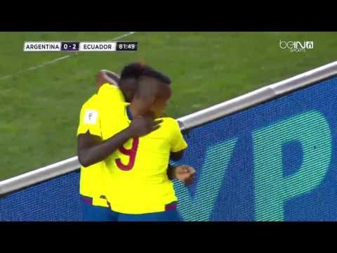 Аргентина - Эквадор | Футбол. Отборочный турнир к ЧМ 2018 | Обзор матча  09.10.15