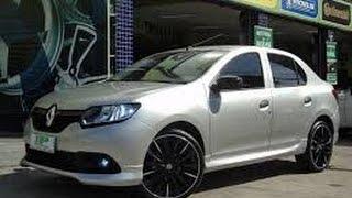 видео Тюнинг Renault Logan | Сайт Александра Нечаева