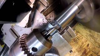 Randy Richard In The Shop - Drill Press Handle