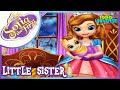 Princess Sofia's Little Sister - Sofia the First Cute Game for Girls