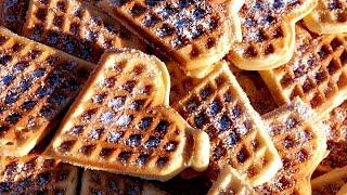 """Печенье """"Минутка"""" с черемухой, вафли """"Сердечко"""" и сахарное """"Осеннее"""" печенье"""