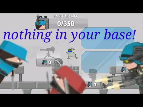 CLONE ARMIES challenges: nothing in your base! (1)