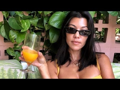 Kourtney Kardashian CAUGHT With Younes Bendjima! Are They Back Together?!