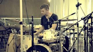 Recording Drums I - Live Room & Condenser Microphones. Drums: Rafael Bisogno