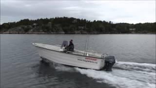 Øien 620F utleiebåt Tregde