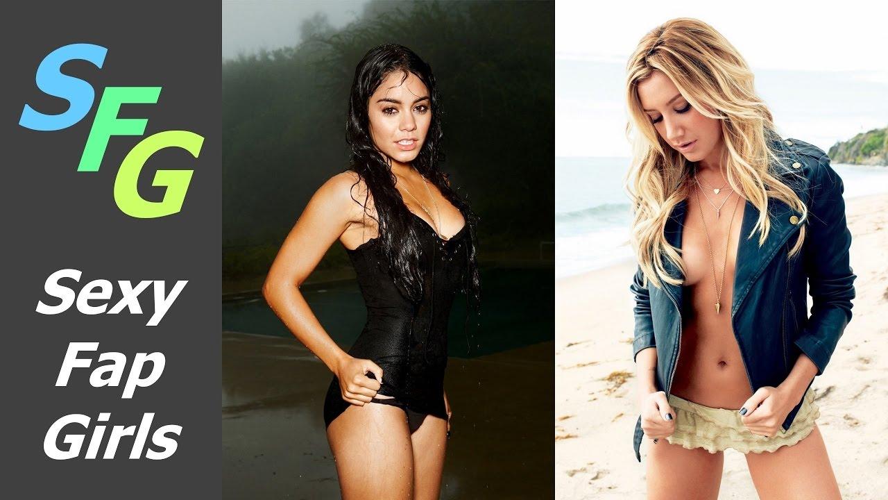 Vanessa Hudgens  Ashley Tisdale - Double Sexy Fap -5908