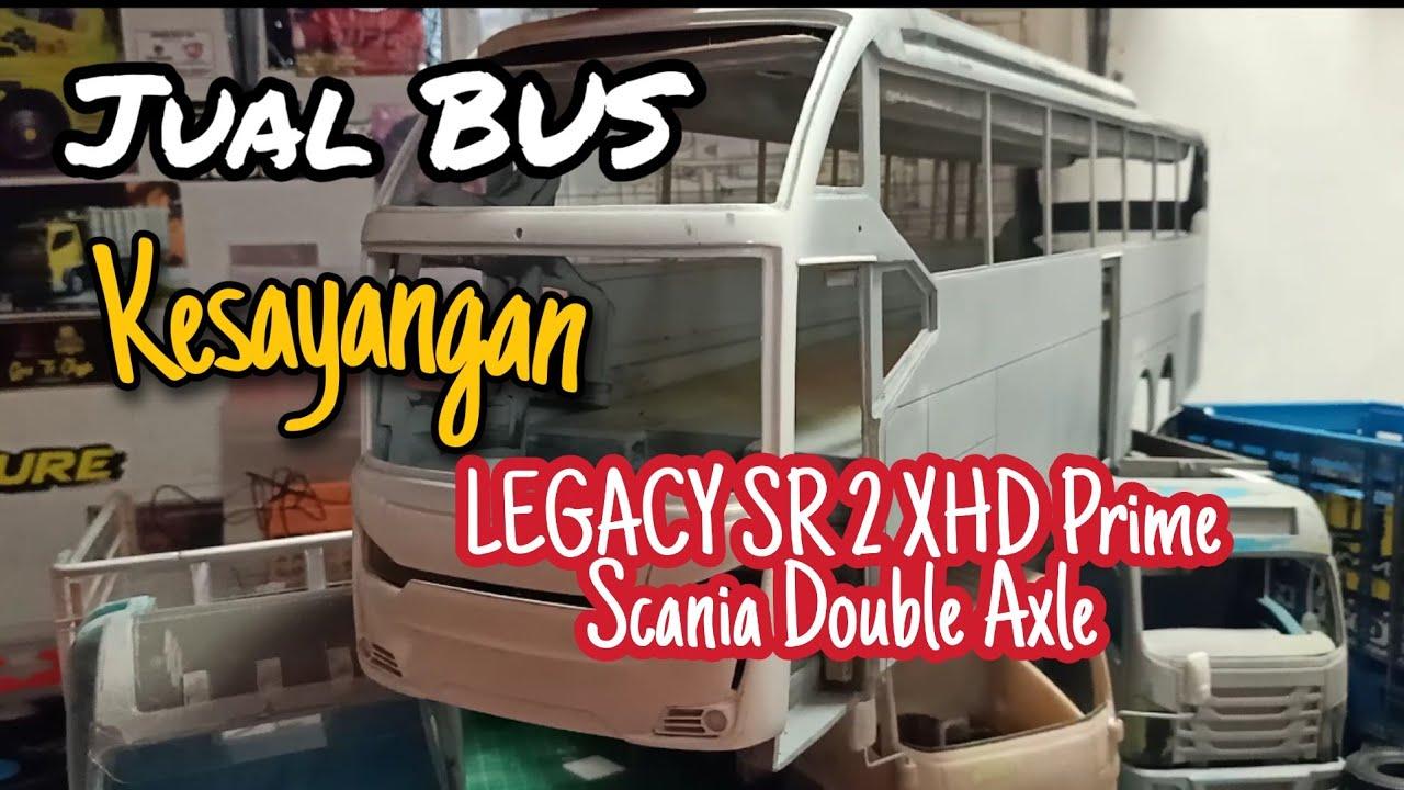 Jual Miniatur Bus Kesayangan  Laksana Legacy SR 2 L