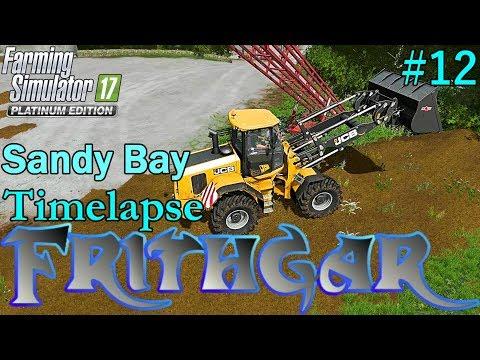 FS17 Timelapse, Sandy Bay #12: Buying In Soil!