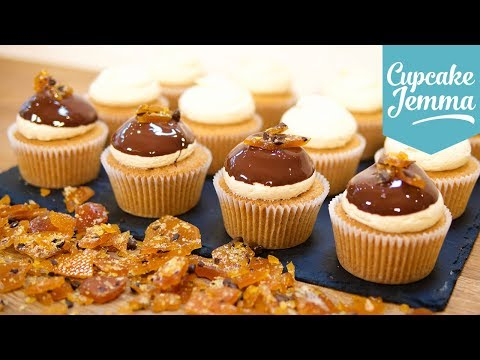 How to make coffee cupcakes with cake mix