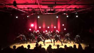 【新歓2017】New School Hiphop 1日目