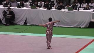 2016 7/8~10 東京体育館 第33回全日本武術太極拳選手権大会 自選難度競...