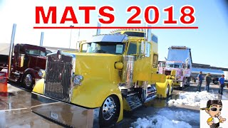 The 2018 Mid American Trucking Show Full Video