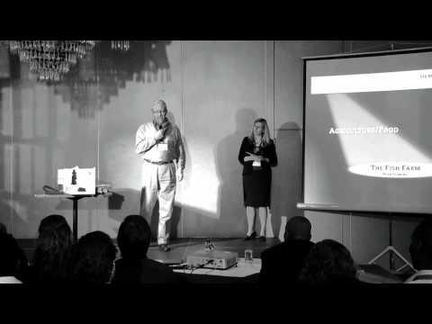 The Fish Farm - Alan Fleming -