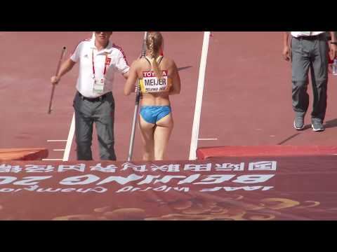 Michaela Meijer 2015, a lovely swedish pole vaultor 01/03 from YouTube · Duration:  1 minutes 28 seconds