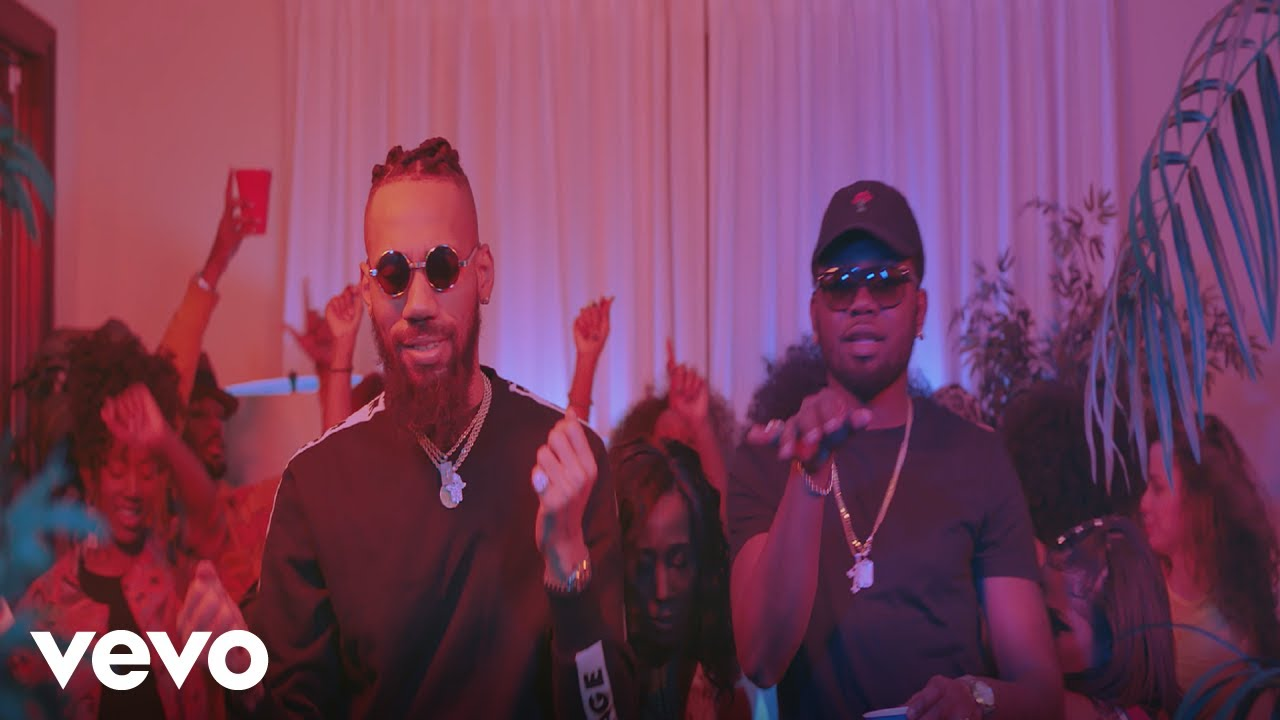 Phyno - One Chance (Official Video) ft  Kranium