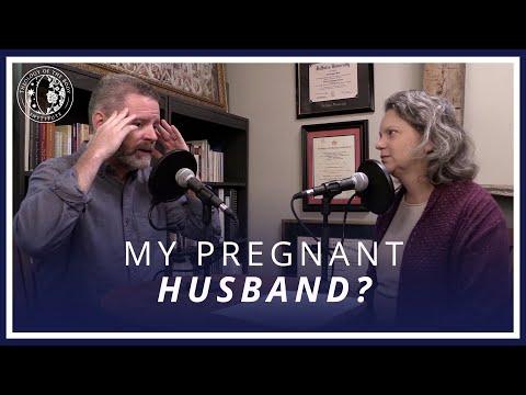 Catholic Response to My Pregnant Husband