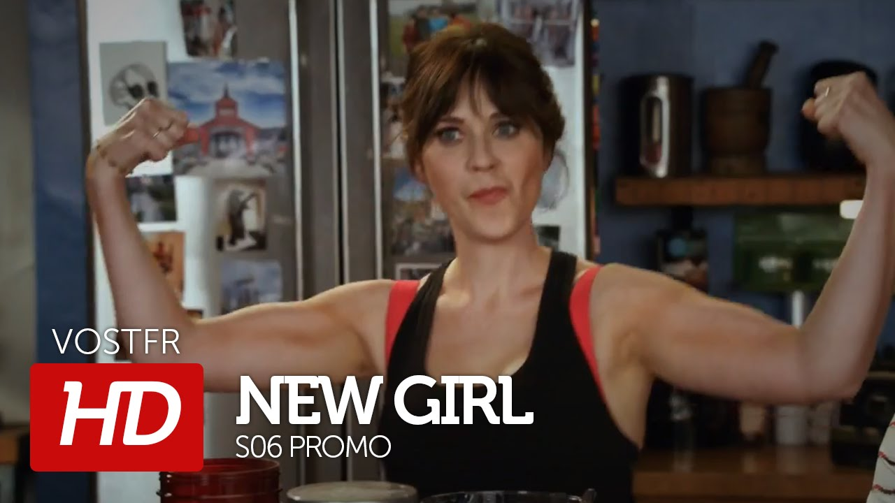 new girl s06 promo vostfr hd youtube. Black Bedroom Furniture Sets. Home Design Ideas