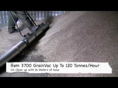 Time for a new grain vac - The Combine Forum