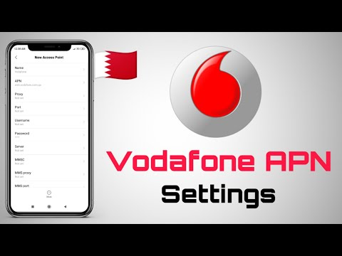 How To Setup Vodafone Internet Settings || Vodafone Qatar || APN Settings