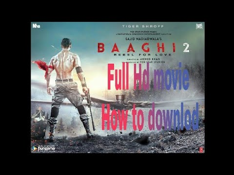 How To Download Bhaghi2 Full Hd Movie  Bhaghi2  jalshamovies  by Vs Rocks