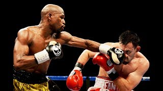 Floyd Mayweather Jr vs Robert Guerrero - Highlights (Mayweather DOMINATES Guerrero)