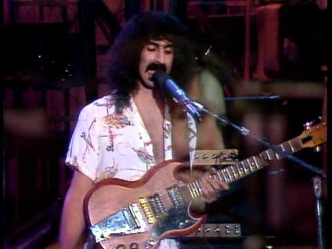 Video von Frank Zappa