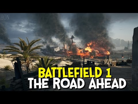 ►Battlefield 1 - FOG OF WAR,HARDCORE SERVERS, TWEAKING SUEZ MAP, GIANT'S SHADOW | 🎮 BattlefieldHQ