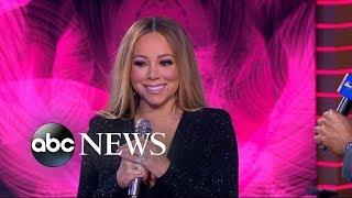 Mariah Carey talks 15th studio album and 'Glitter' reaching No. 1 Video