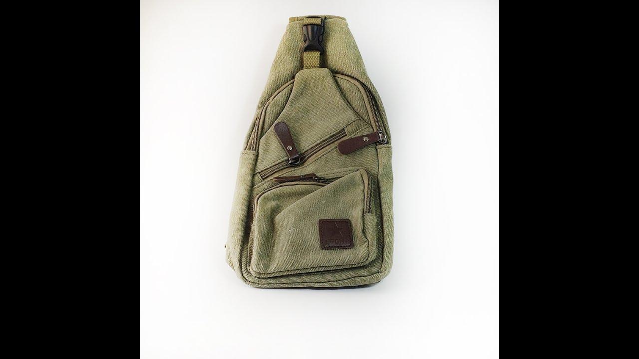 Túi đeo Chéo Dành Cho Nam Giá Rẻ Tphcm Youtube