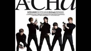 Super Junior - A CHA (ringtone) [chorus]