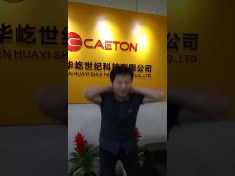 Caeton Shenzhen blue tooth sport headphone