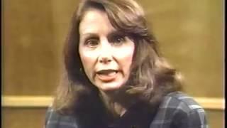Nancy Pelosi In 1988 1st Campaign Video Ever
