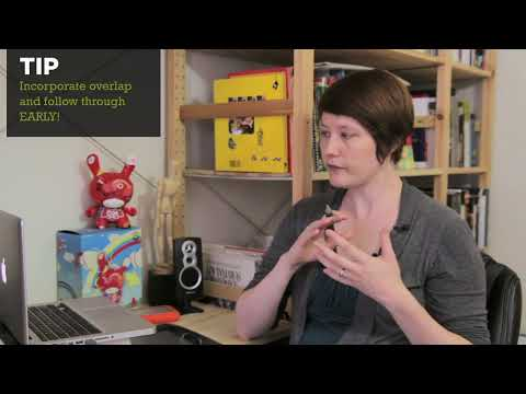 Animation Tips & Tricks with Alison Sanders by Animation Mentor