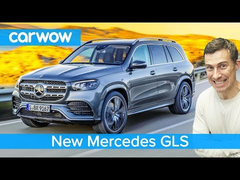 New Mercedes GLS 2020 - is this the ultimate luxury 7-Seat SUV?