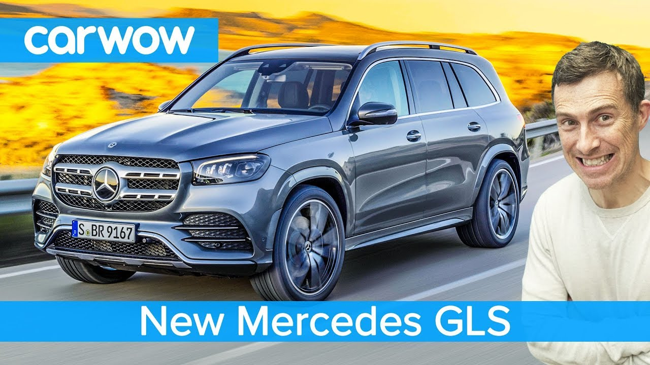 New Mercedes Gls 2020 Is This The Ultimate Luxury 7 Seat