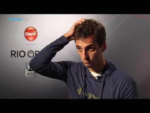 Ramos-Vinolas Discusses Fognini Win At Rio 2017