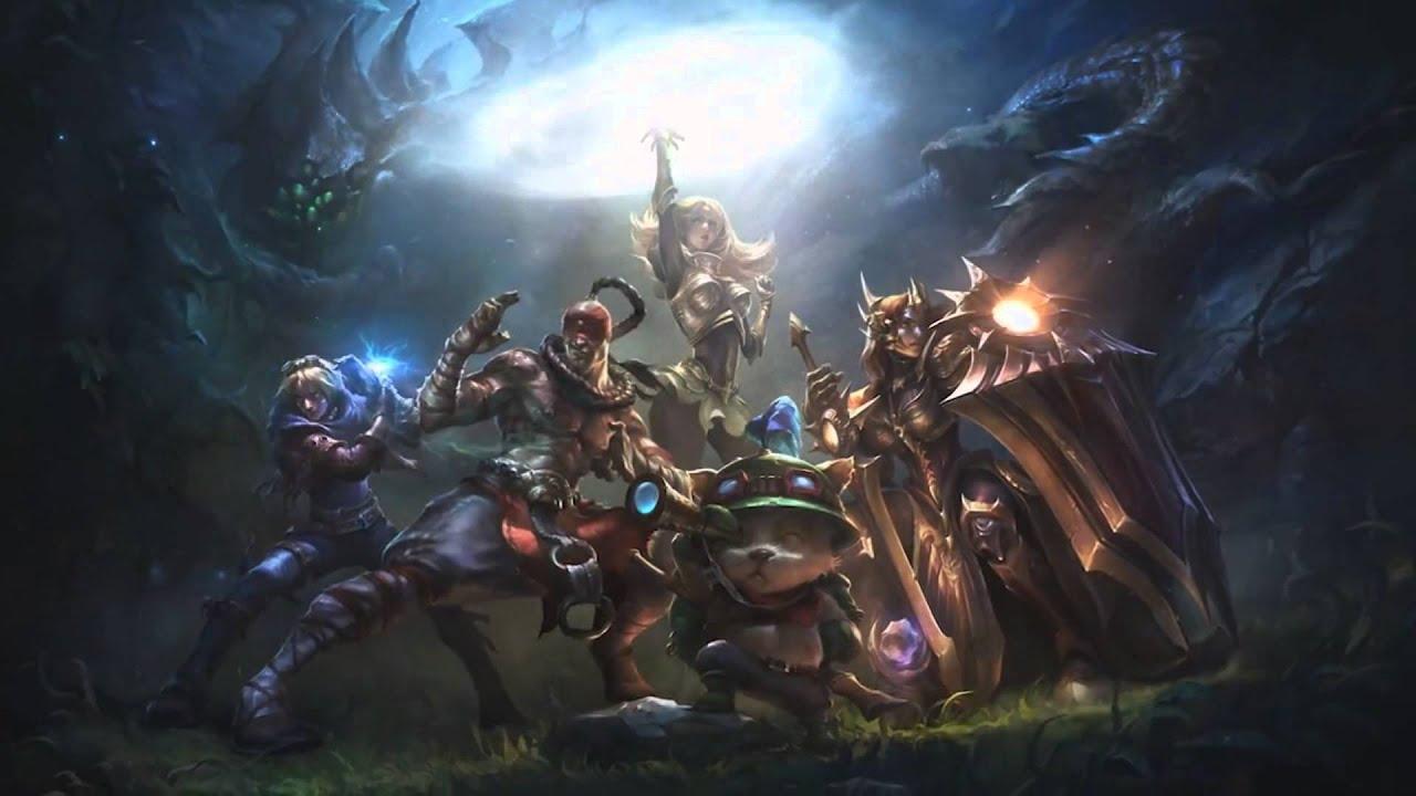 League of Legends Composition Builder
