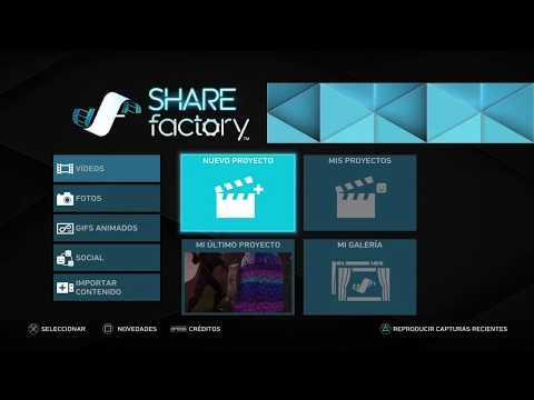 ¡NUEVO Tema de Fortnite en SHARE Factory!   Gratis