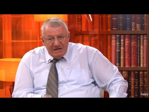 EKSKLUZIVNO - Dr Vojislav Seselj o sramnoj presudi Radovanu Karadzicu - (22.03.2019)