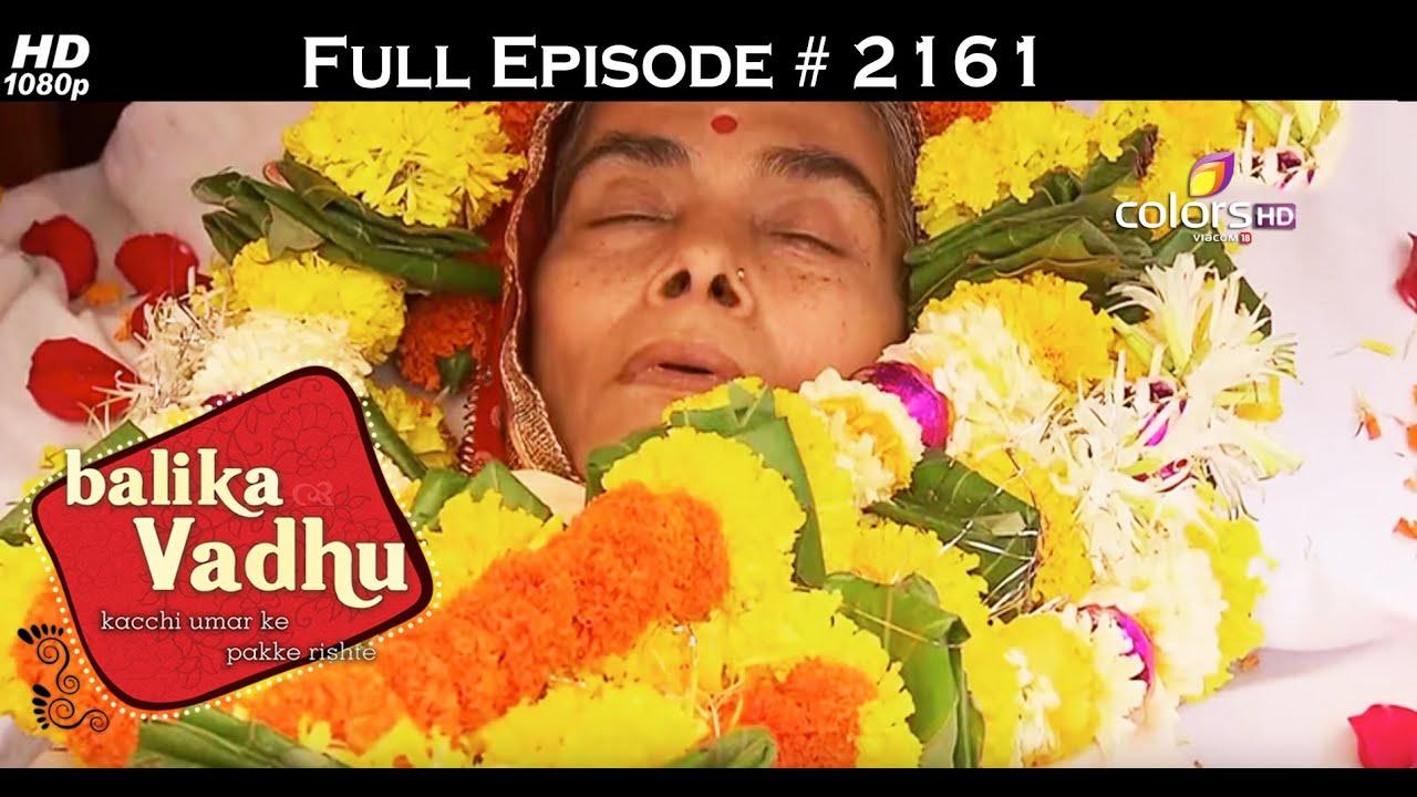 Download Balika Vadhu - 19th April 2016 - बालिका वधु - Full Episode (HD)