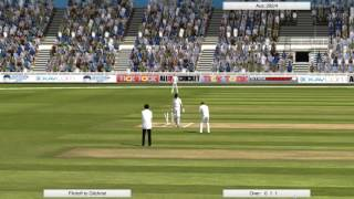 International Cricket Captain 2015: Ashes 2005 1st Test