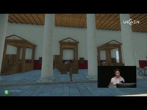 Les distributions de blé à Rome [3D] - Les Nocturnes du Plan de Rome - 07 fév. 18