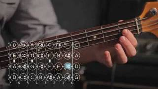 How to Play a Chromatic Scale | Bass Guitar