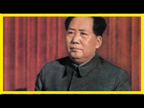 新中国成立后:中共第一代领导人排名