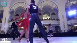 Part 2 !Approach the Bar with DanceBeat! DBDC 2017! Pro Rhythm! Matt and Anastasia!