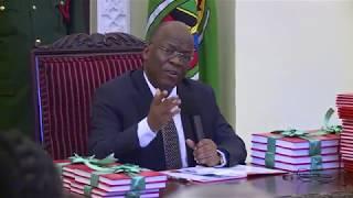 VIDEO FUPI: Hotuba ya JPM, Baada ya kupokea Ripoti ya CAG
