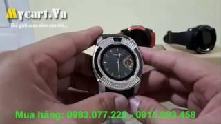 Đồng hồ thông minh V8 - Smart watch V8 Sang trọng tại Mycart.vn