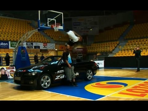 Team Flight Brothers | Guy Dupuy Between the Legs over a CAR