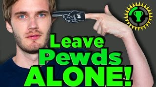Game Theory: Leave PewDiePie ALONE!