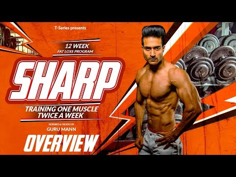 Program Overview – SHARP | 12 Week Fat Loss program by Guru Mann | Health & Fitness